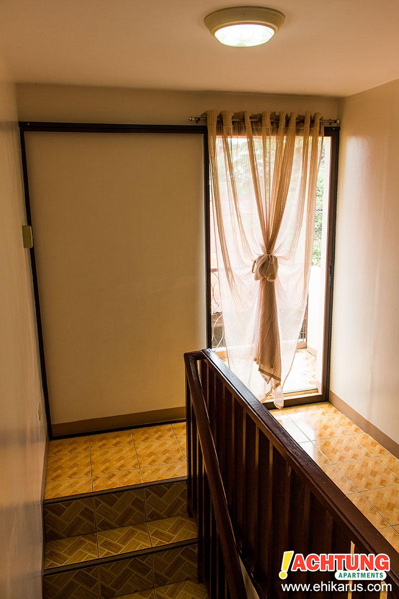 Balcony Entrance