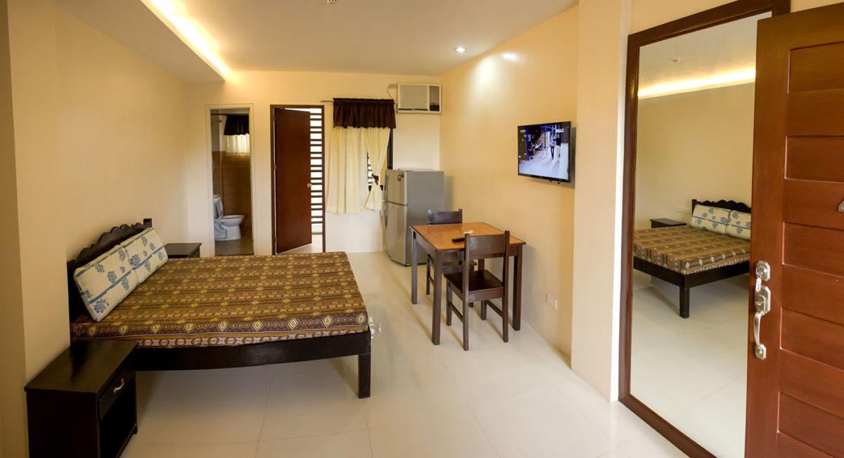 studio unit apartment